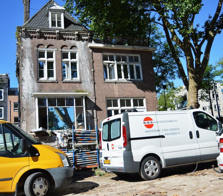 Renovatie en nieuwbouw Hotel Arena Amsterdam