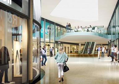 Renovatie winkelcentrum Hilvertshof in Hilversum